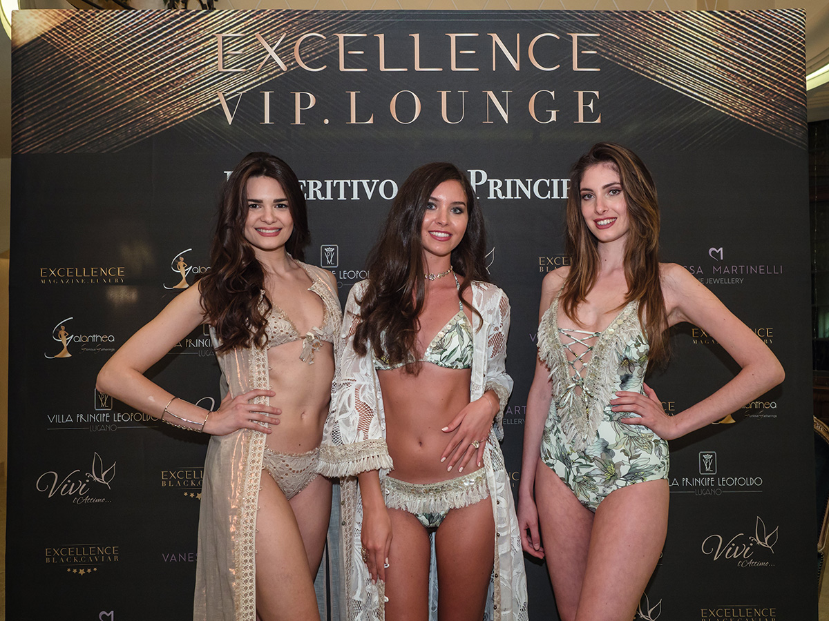 Excellence Vip Lounge Summer party